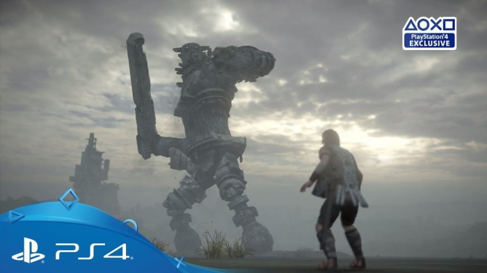 Shadow of the Colossus 1