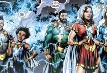 Shazam! Familia Marvel