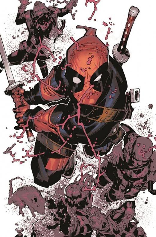 SpidermanVs Deadpool2