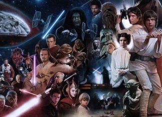Star Wars Episodio IX Trilogías