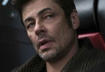 Star Wars Los últimos Jedi Benicio del Toro DJ Marvel Comics 1
