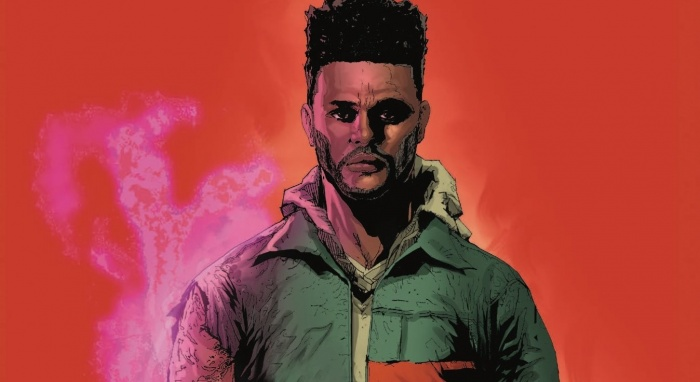 Starboy The Weeknd Marvel 1
