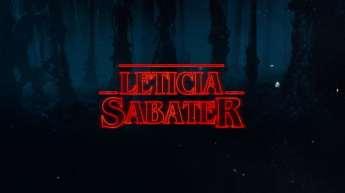 Stranger Things Leticia Sabater