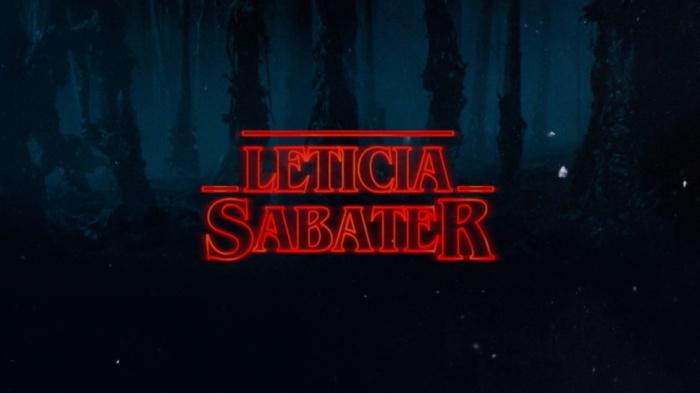 Stranger Things Leticia Sabater