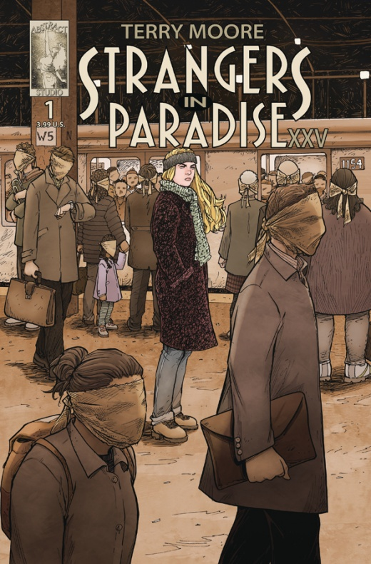Strangers in Paradise XXV Terry Moore