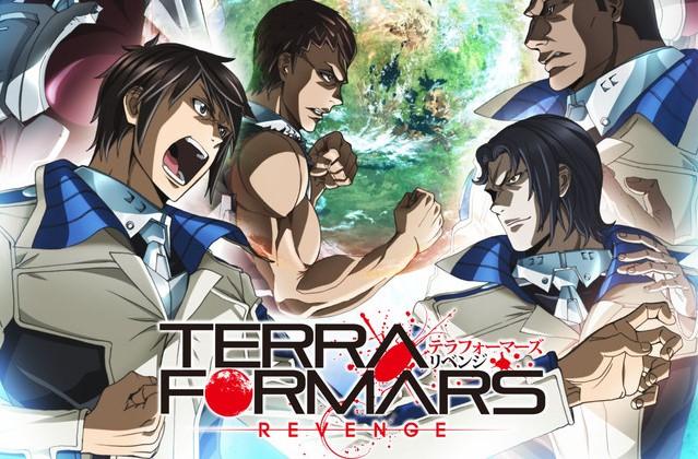 Terra Formars Revenge TV Visual 2