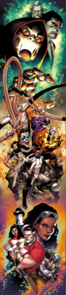 Terrifics y Tom Strong