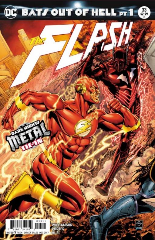 'The Flash' #33 (1)