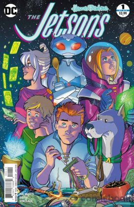 'The Jetsons' #1 (1)