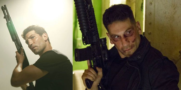 The Punisher The Walking Dead 1
