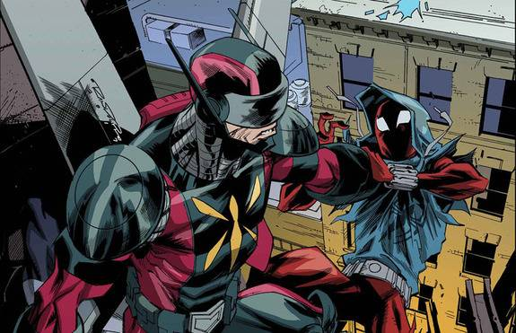 The Scarlet Spider (1)