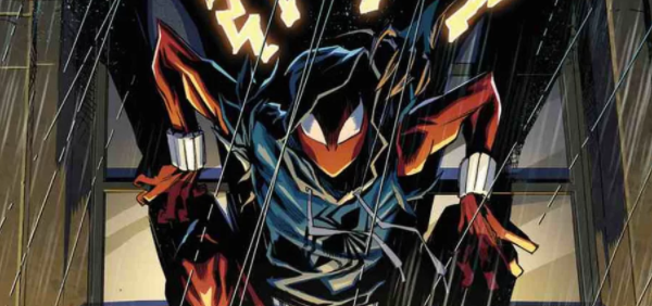 The Scarlet Spider (4)