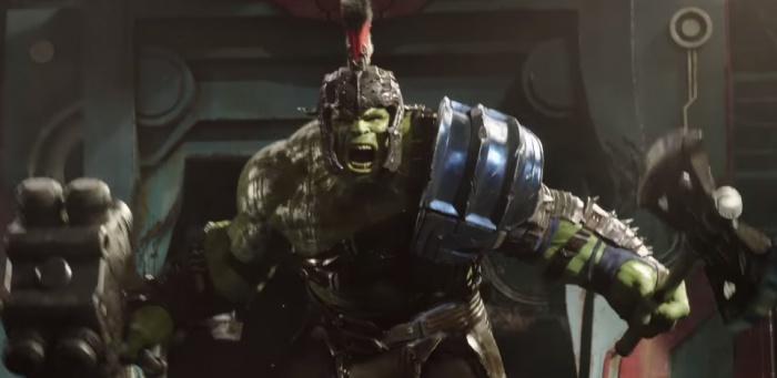 Thor Ragnarok Hulk 1