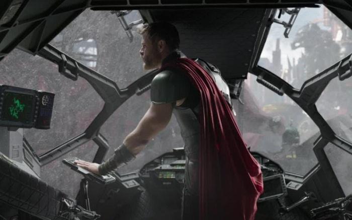 Thor Ragnarok Vengador más poderoso