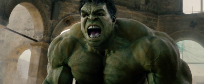Vengadores era de ultron hulk
