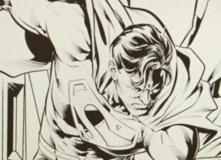 Will Conrad Action Comics Superman 1