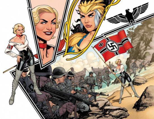Wonder Woman Earth One Volume 2 (2)