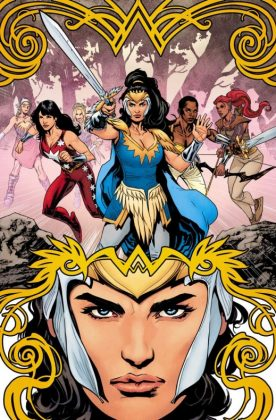 Wonder Woman Earth One Volume 2 (3)