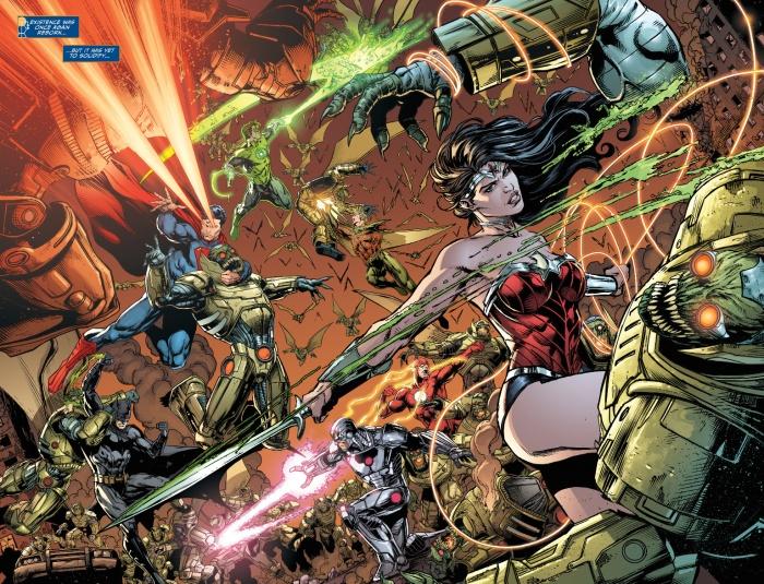 Wonder Woman LCDE