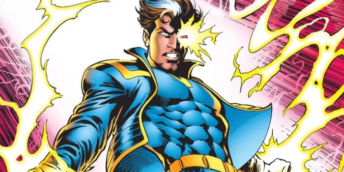 X-Man nate grey