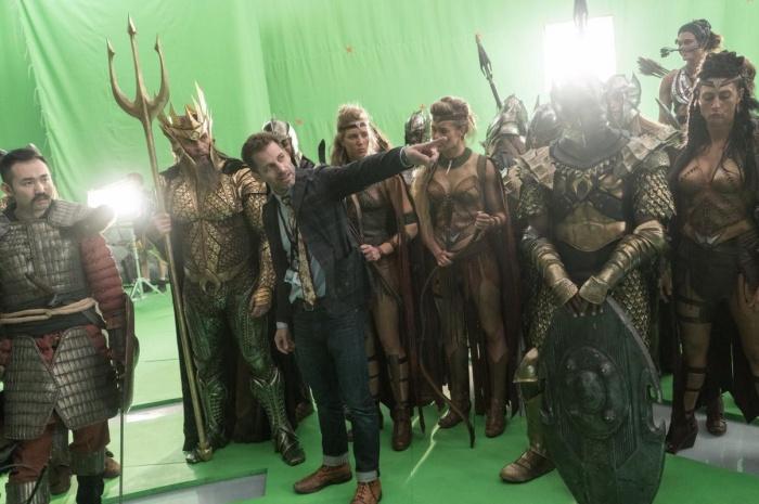 Zack Snyder alianza