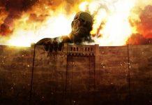 ataque a los titanes titán colosal