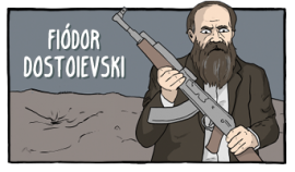 fiodor dostoievski comics existenciales