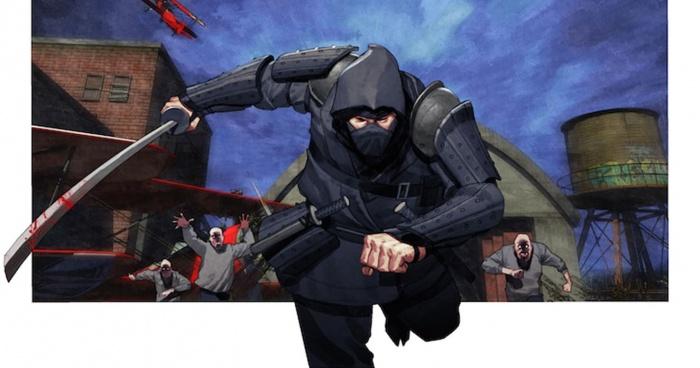 ninja k olivetti