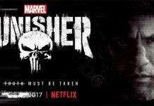 The Punisher - Netfix banner sin fecha