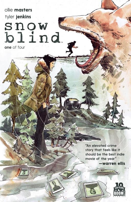 snow blind masters jenkins