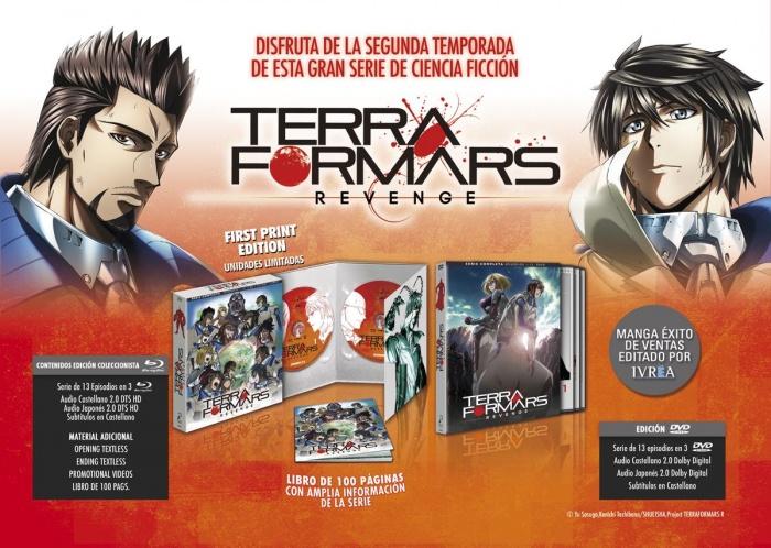 terraformars revenge 2