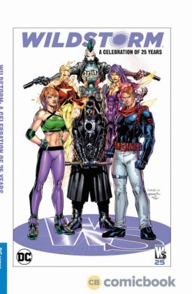 wildstorm 25 years annverisary
