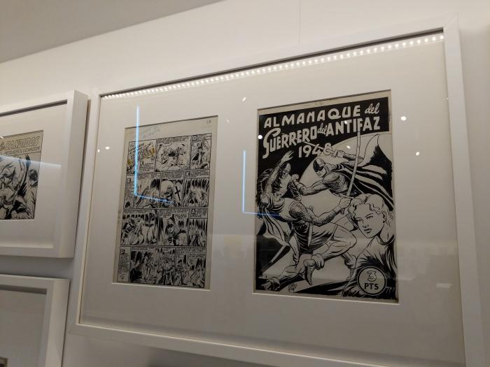 100 años leyendo tebeos Exposición HISTORIETAS DEL TEBEO. 1917 — 1977
