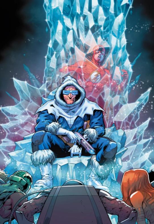 capitán frio flash