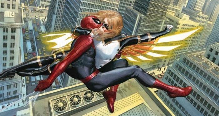 Amazing Spider-Man Nuevo trabajo