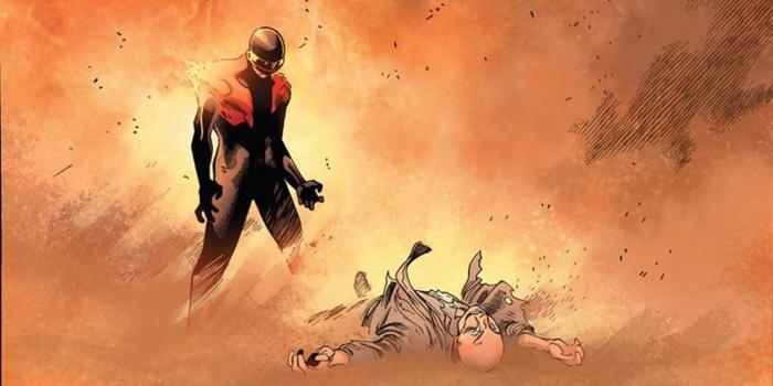 Avengers X-Men Profesor X 1