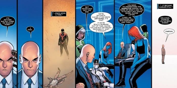 Avengers X-Men Profesor X 2