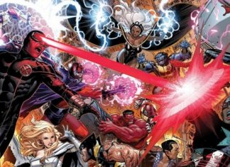 Avengers X-Men Profesor X