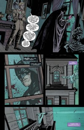 Batman Lost 5