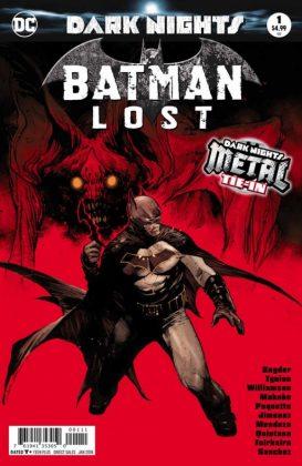Batman Lost 6