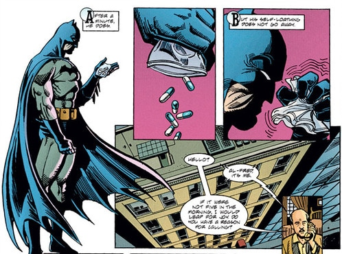 Batman Veneno