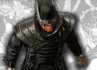 Scott Snyder 'Batman Who Laughs'