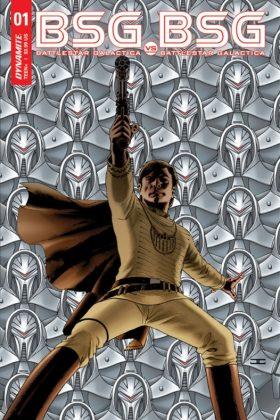 Battlestar Galactica vs. Battlestar Galactica #1 (1)