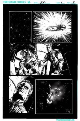 Battlestar Galactica vs. Battlestar Galactica #1 (10)