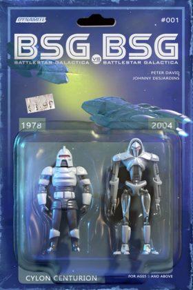 Battlestar Galactica vs. Battlestar Galactica #1 (5)