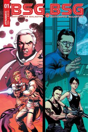 Battlestar Galactica vs. Battlestar Galactica #1 (6)
