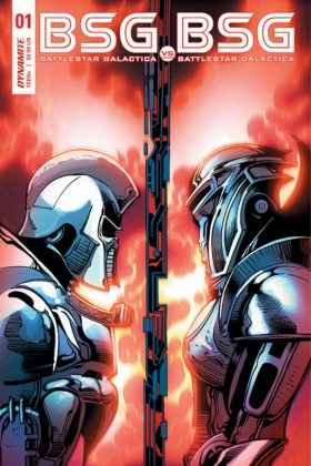 Battlestar Galactica vs. Battlestar Galactica #1 (7)