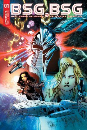 Battlestar Galactica vs. Battlestar Galactica #1 (8)