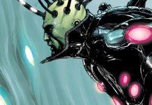 Blake Ritson Brainiac Krypton 1