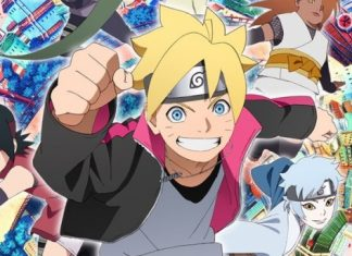 Boruto Naruto Espada de Chakra 1